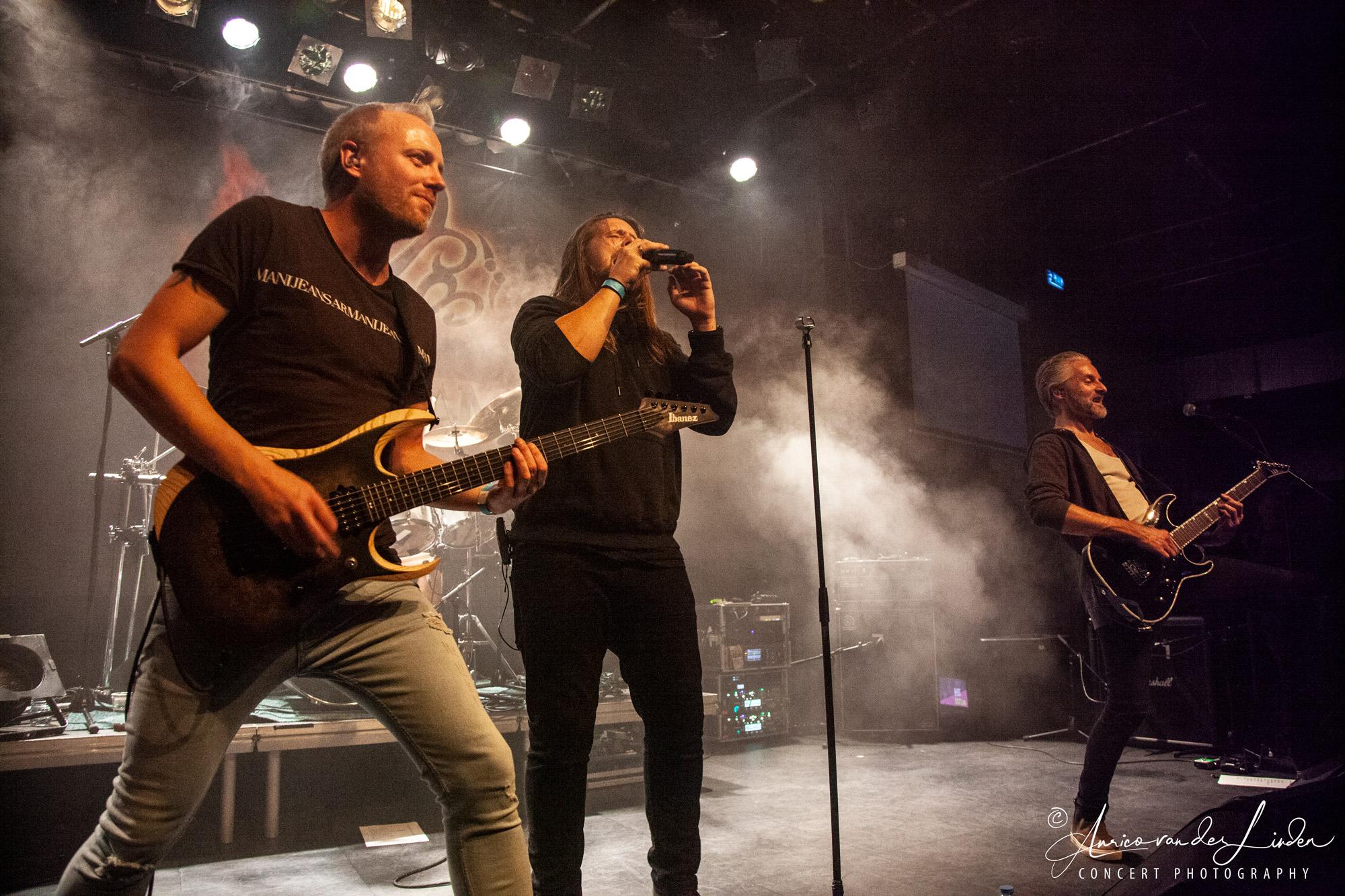 Anrico van der Linden, Concert Photography