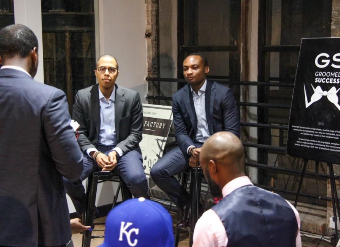 The Gentlemen's Factory, Harlem Capital Partners