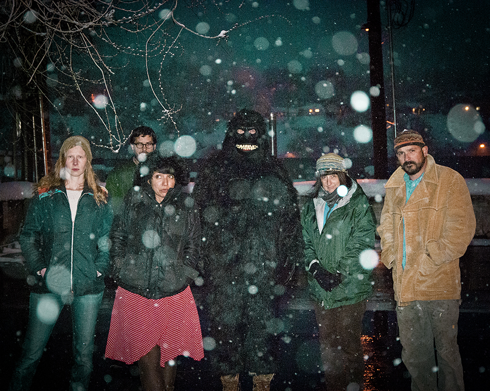 Kinahan, Kapustka, Jain, Monkey, May, Lopez - circa 2015  - Photo: Brett Masse