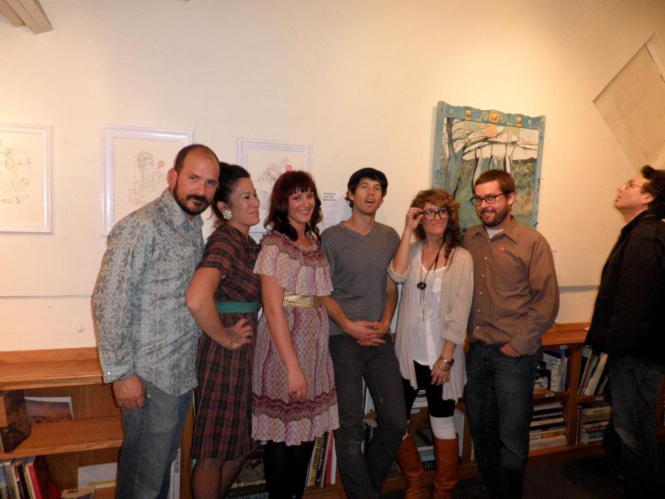 Lopez, Camacho, Merolanne, Brooks, Brooks, Kapustka - Circa 2011
