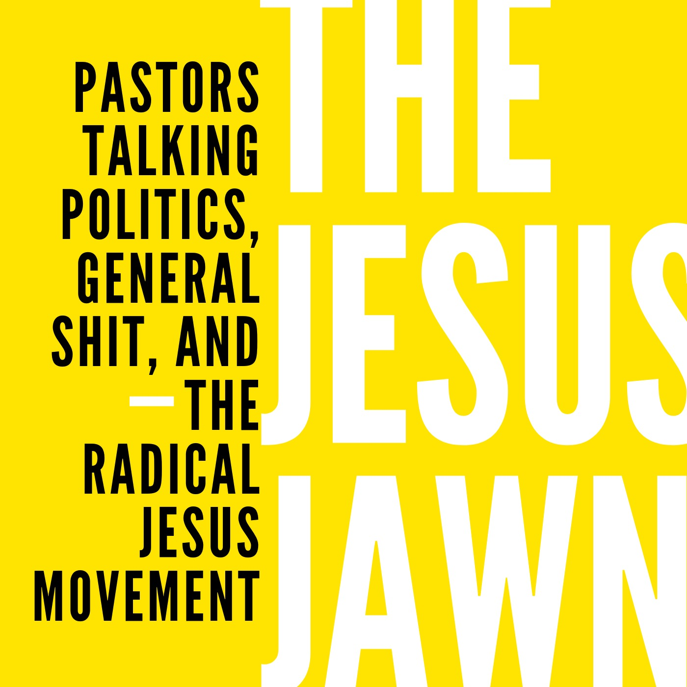 The Jesus Jawn - A couple of Pastors talking theology, news, video games, hip hop, jam bands, and literally anything else. The two hosts and their guests have fun humanizing a progressive Christian movement that has became a bit of a screaming match.