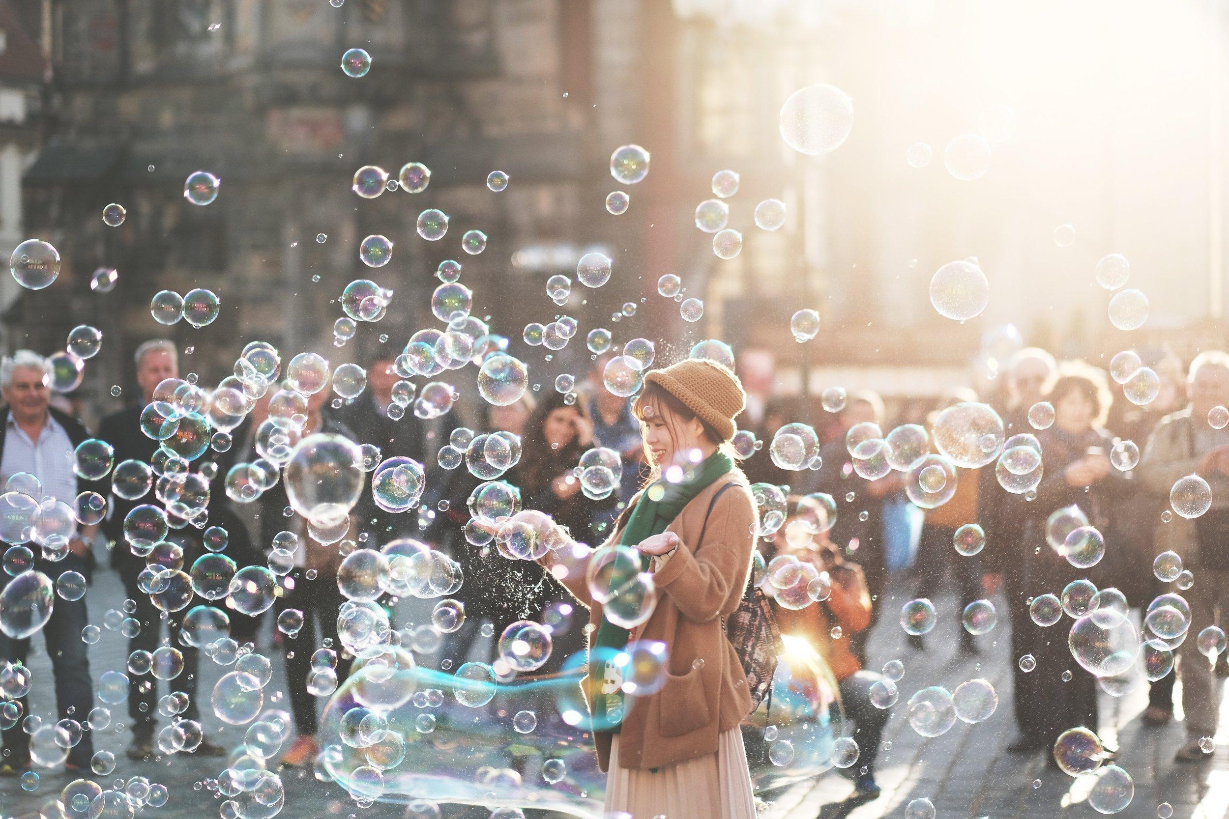 Sparking Joy & Shunning Fear - By SueAnn Shiah