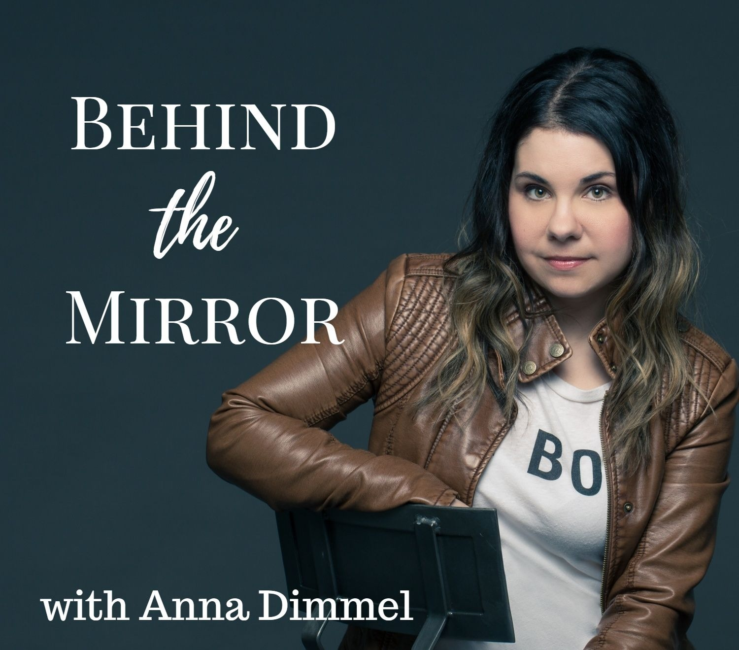 Behind the Mirror - Behind the Mirror is a conversation hosted by author, blogger and former pastor, Anna Dimmel. You are invited into unfiltered discussions about life, relationships, fears, doubts and connection with the Divine through it all. You will hear personal stories from her journey as a self-described misfit pastor, alternative thoughts on theology and inspiring interviews with other out-of-the-box thinkers, as you venture outside the lines of the Christian norm.