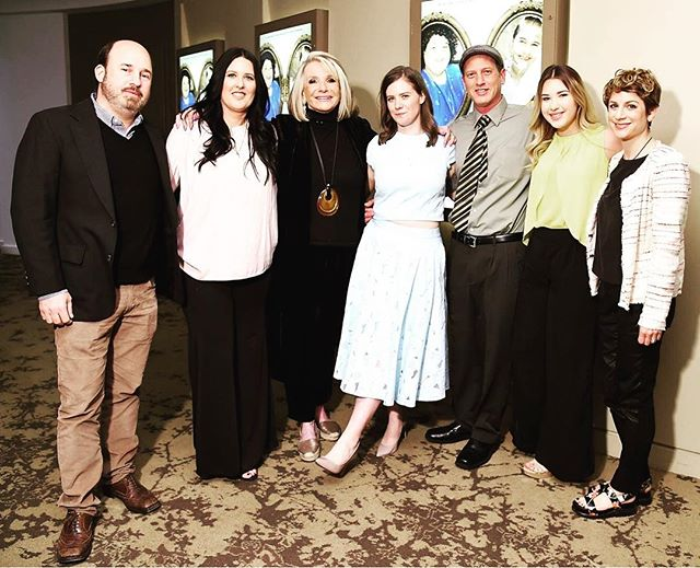 #tbt the premiere of @erinleecarr 's amazing and shocking new film #MommyDeadandDearest  with the legendary Sheila Nevins, and the incredibly generous Blanchard family  Keep the #mothersday celebration going this Monday and tune in to catch the worldwide premiere at 5/15 at 10 pm  on @hbo .  #documentary #film #picoftheday #premiere #movies #hbo #shocked #truecrime