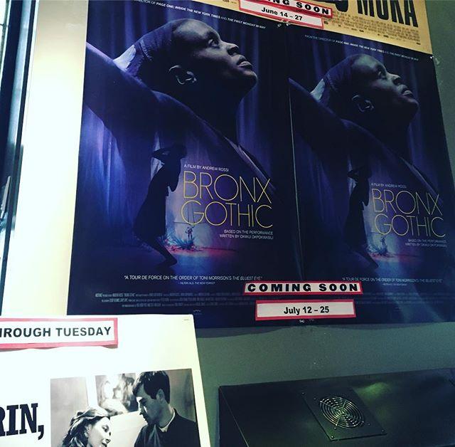 #comingsoon #BronxGothic opens @filmforumnyc July 12