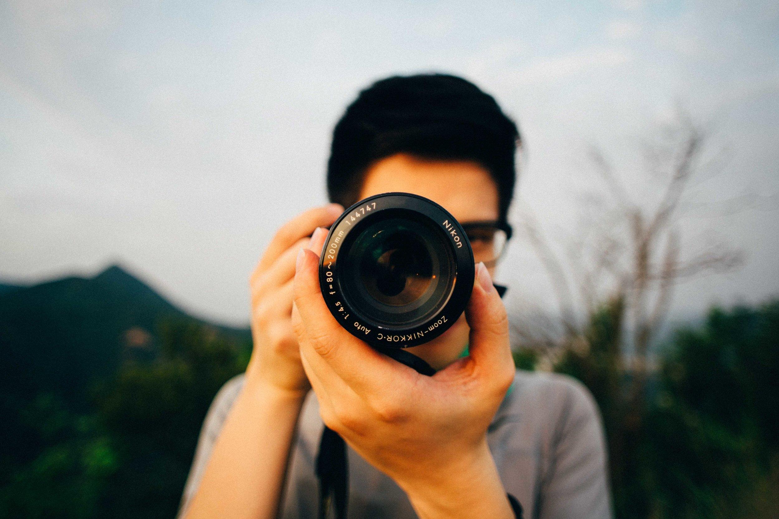 Photography Workshop Lake Tahoe