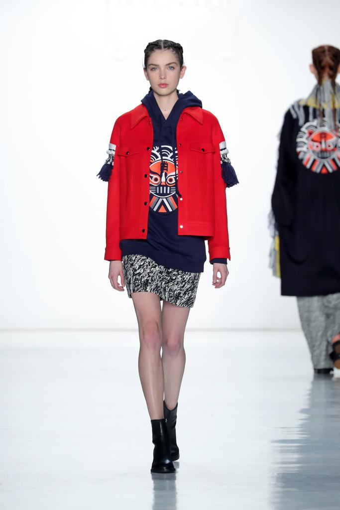 Fashion Hong Kong - Cynthia Mak & Xiao Xiao, NYFW Fall/Winter 2017