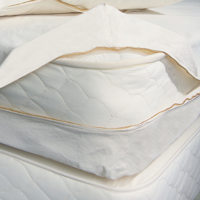 Organic Cotton Barrier Cover