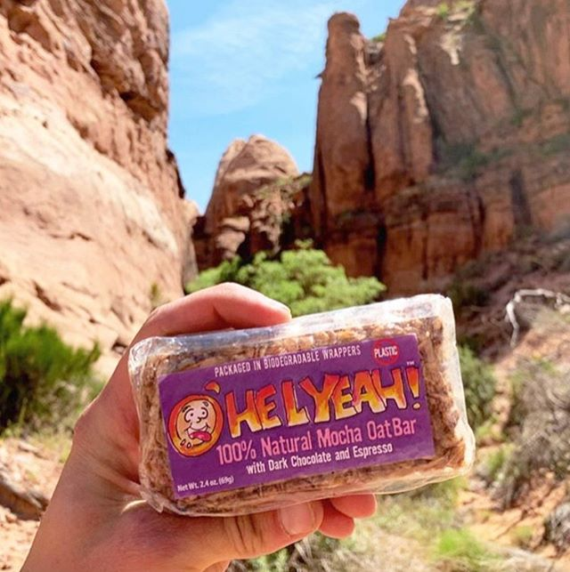 Did you know our packaging is 100% biodegradable? No Plastic! 🚫 #earth #nature #adventure #explore #outdoors #hiking #wild #trails #healthylifestyle #hikingadventures #healthyeating #snack #goodfood #healthcoach #yum #nutrition #earthday #natural #delicious #outdoorliving #hike #greatoutdoors #hiker #sunshine #spring #happiness #healthy #healthybreakfast #foodie #naturephotography