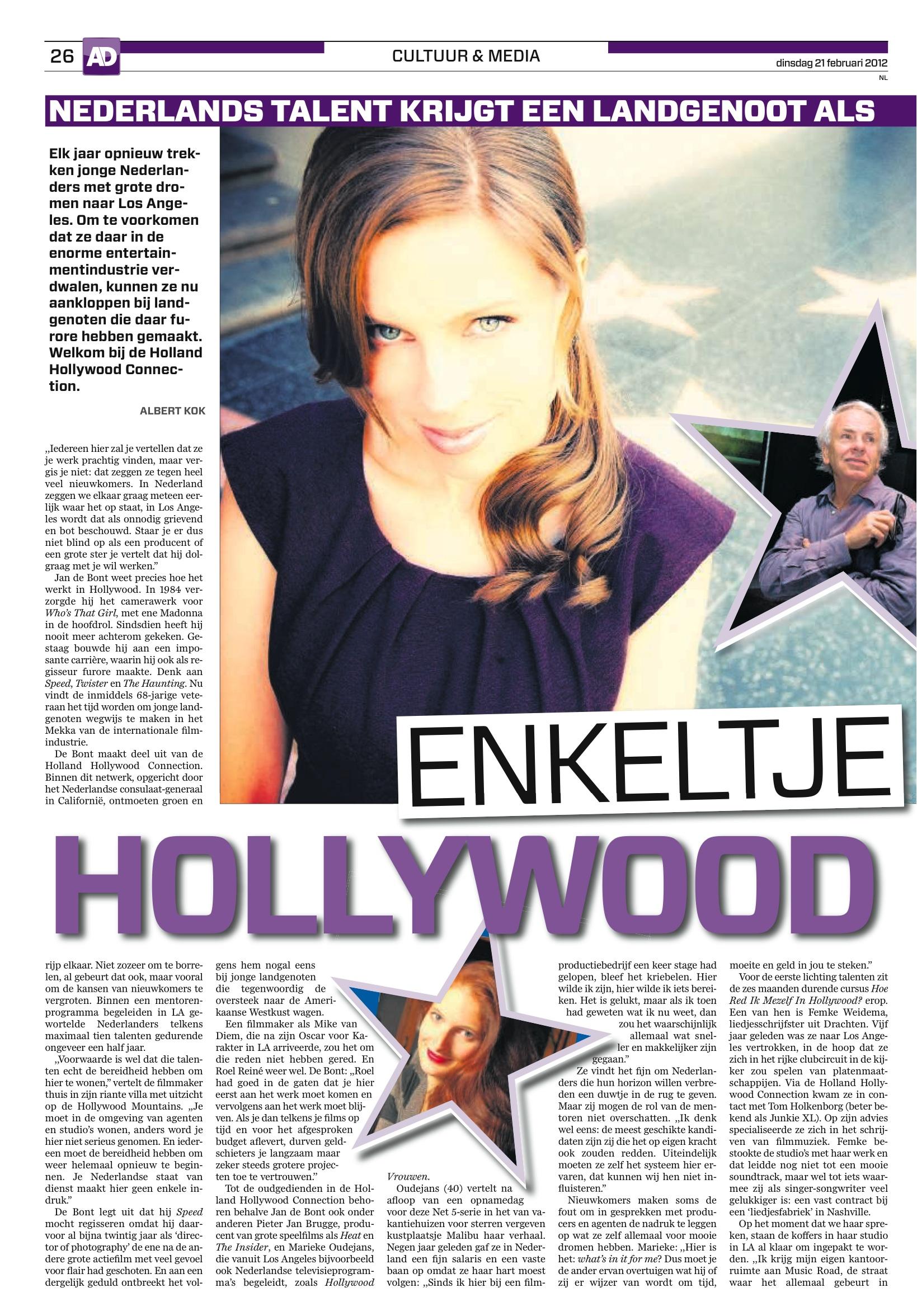 Algemeen Dagblad Newspaper