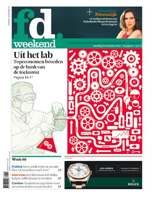 Financial Times/ Financieel Dagblad