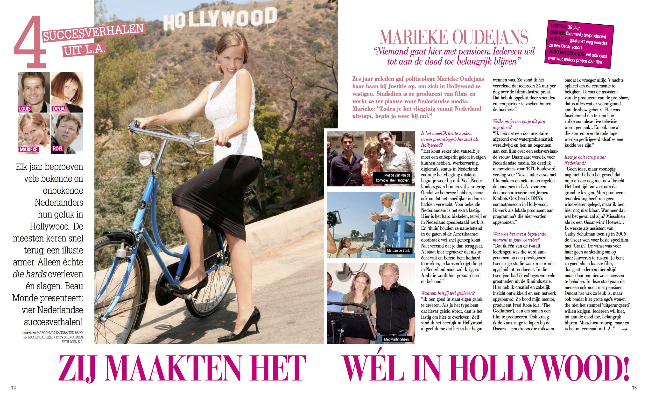 Beau Monde 3 Hollands succes in Hollywood.jpg