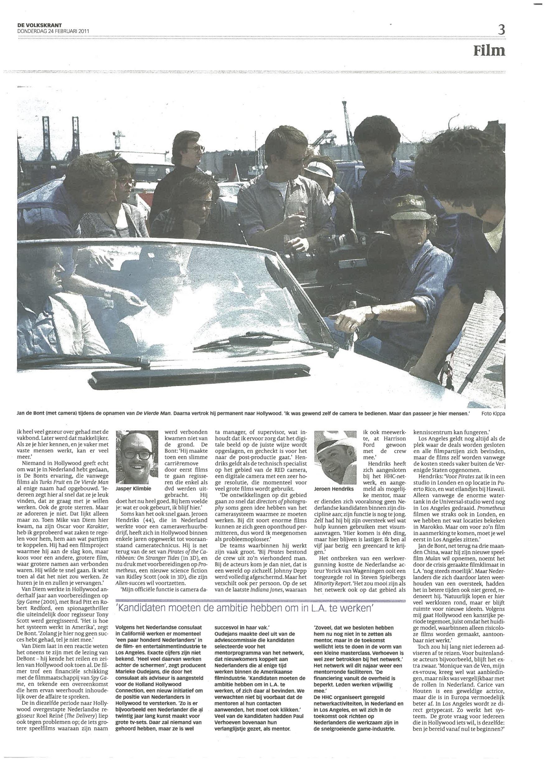 De Volkskrant Newspaper