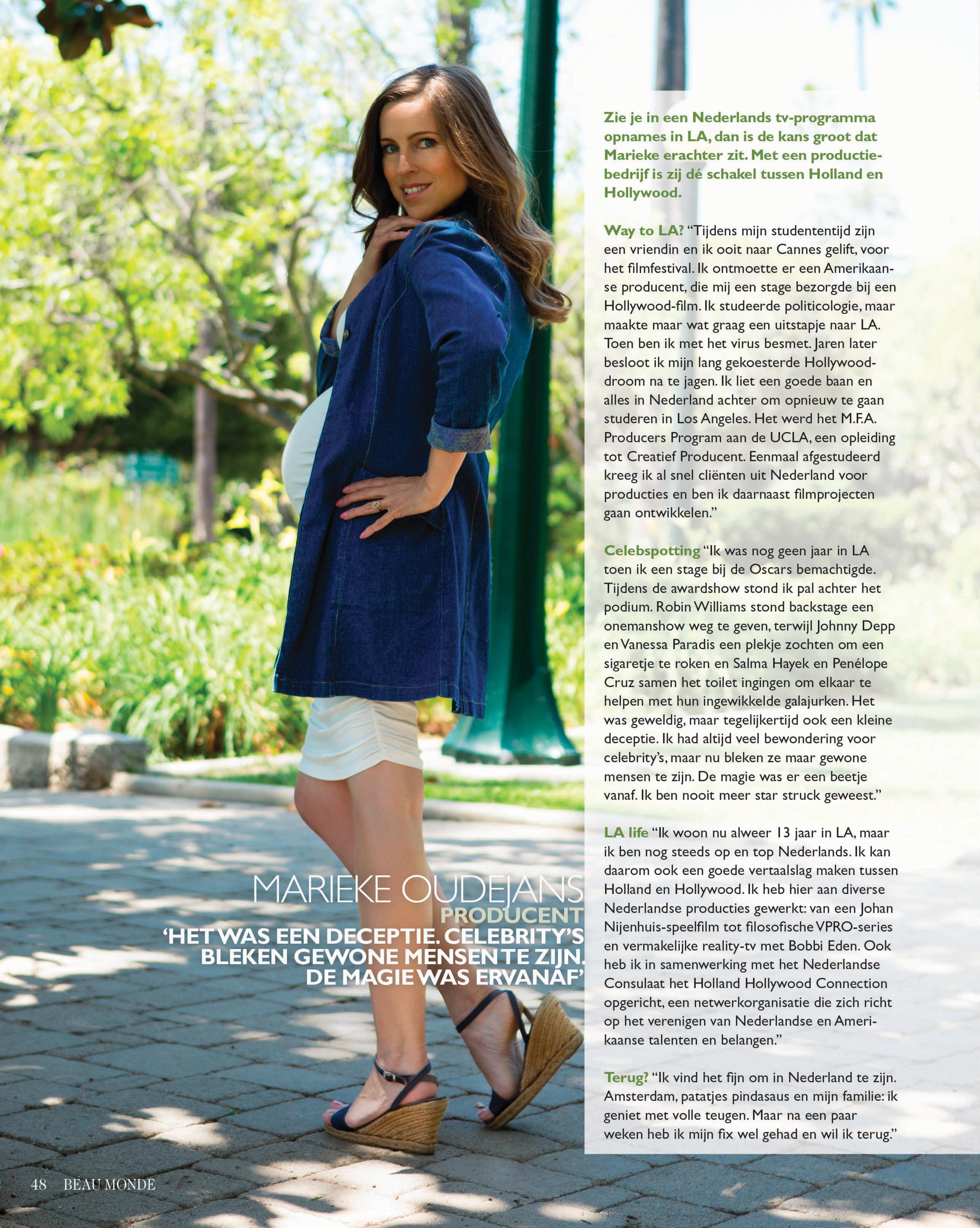 Beaumonde Magazine July 2017