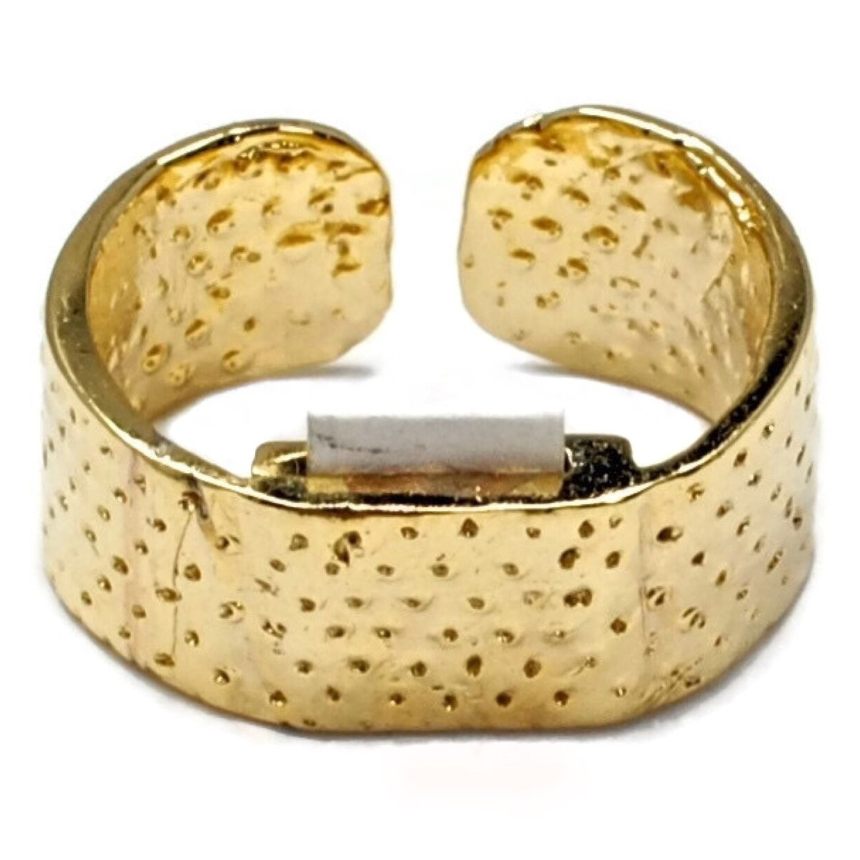 Bandaid RIng 14k Plated Brass_preview.jpeg