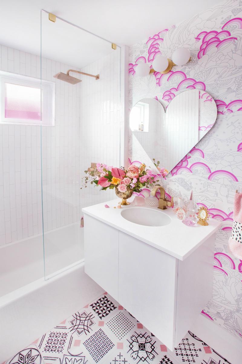 Interior design by Tiffany Pratt; photo credit: Vanessa Galle