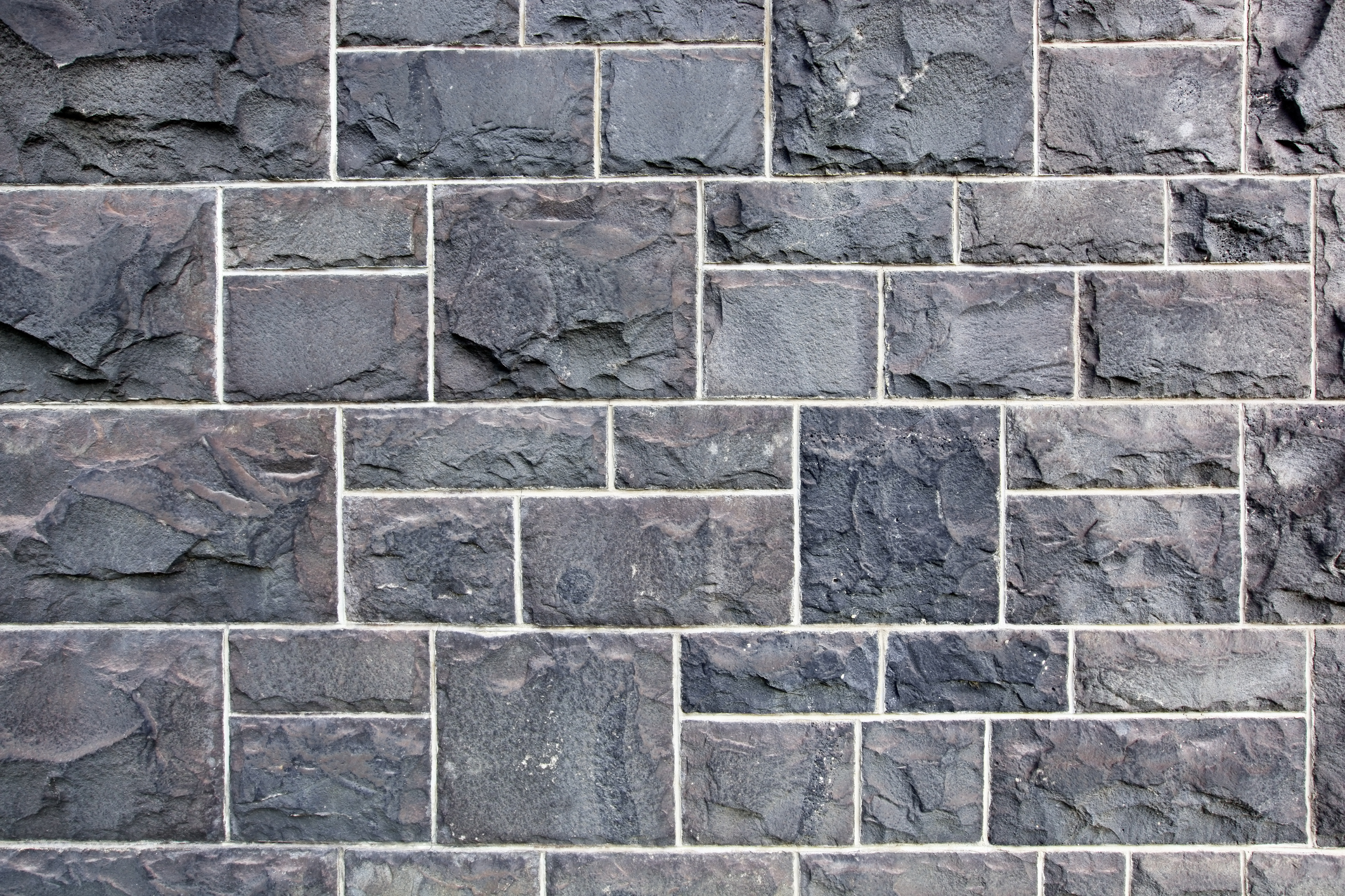 Bluestone Splitface Wall Cladding.
