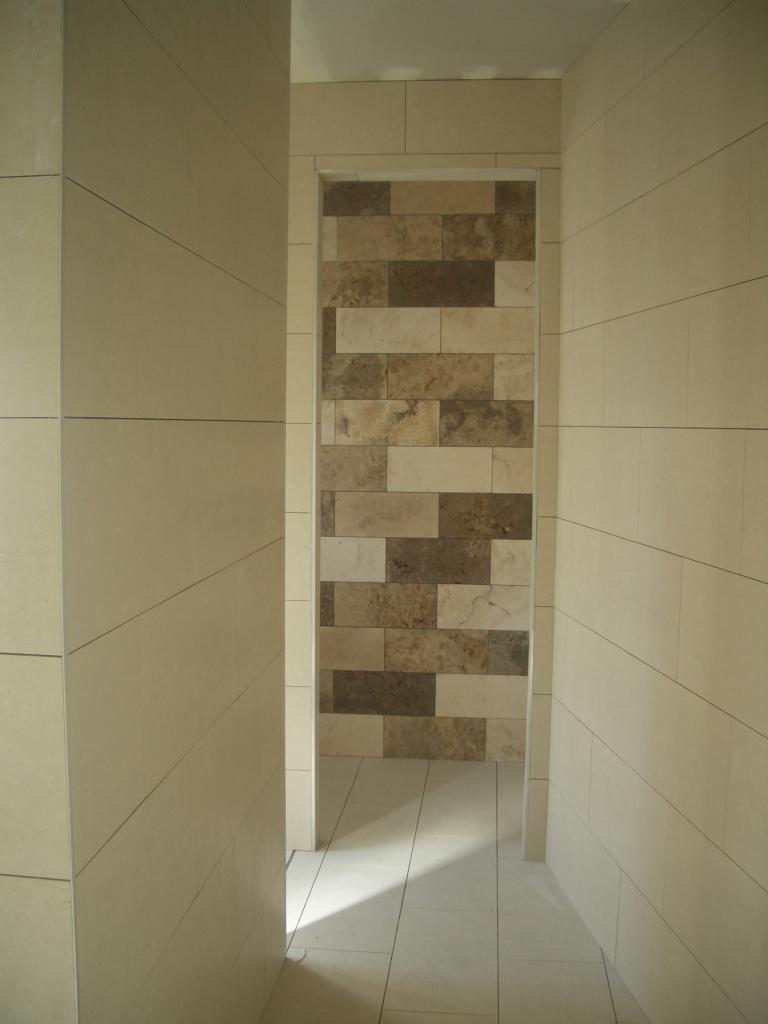 Atumn Blend Travertine and Honed Porcelain Tile.jpg