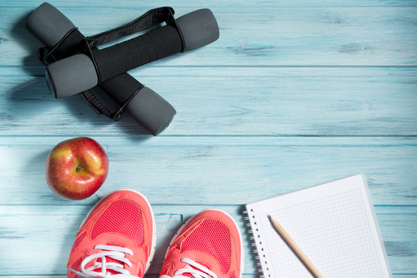 Diet and exercise, individually, have a strong effect on weight loss. Combining diet and exercise together has the greatest effect.