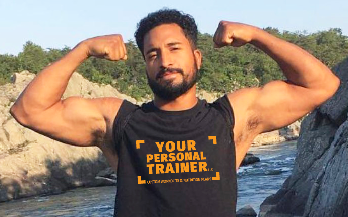 NELSON SWIFT,  Certified Personal Trainer