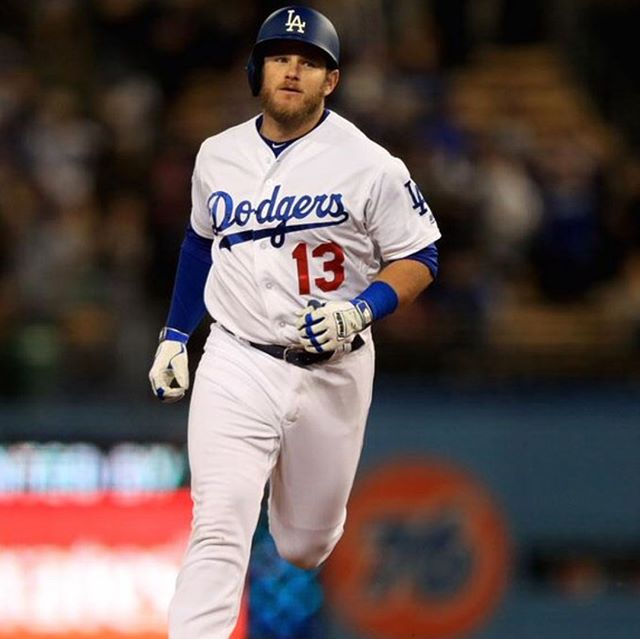 Former Cats player Max Muncy in MLB HR Derby!