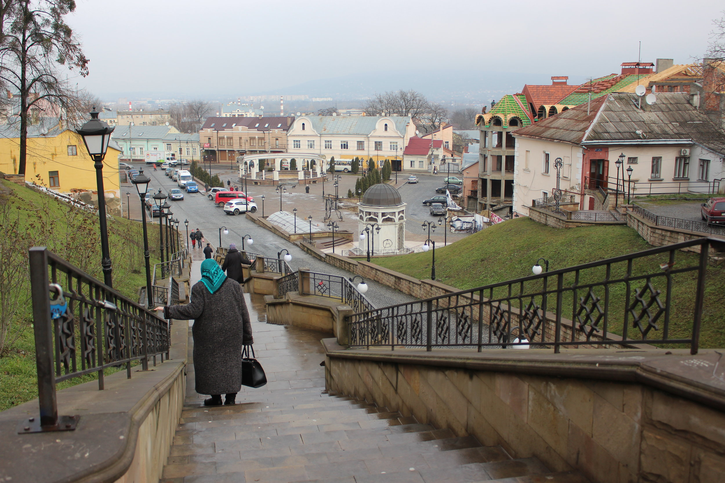 Chernivtsi was one of my favourite cities to live in.