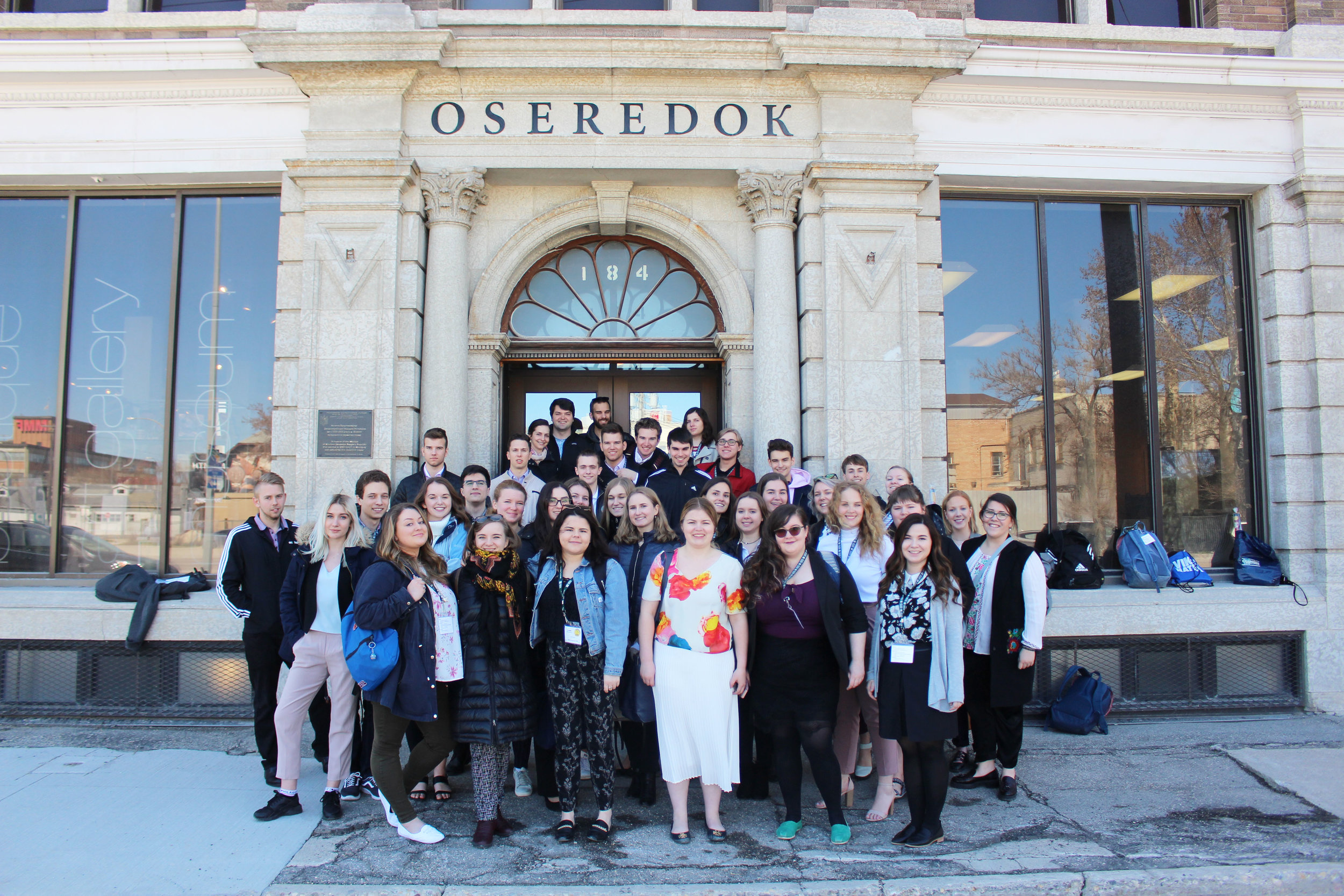 Ukrainian student organizations from across Canada gathered in Winnipeg for the 2019 SUSK Congress from May 2 to 5.