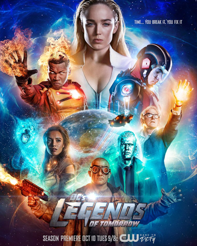 DC's Legends of Tomorrow (2016-)