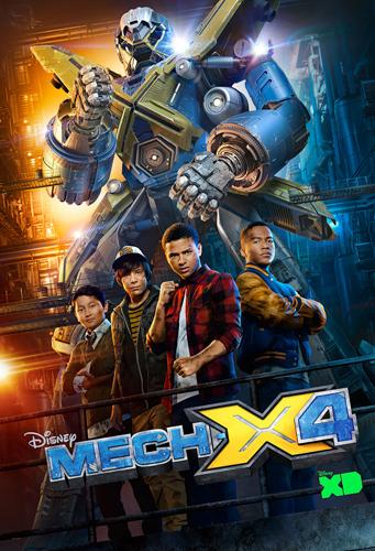 Mech X4 (2016-)