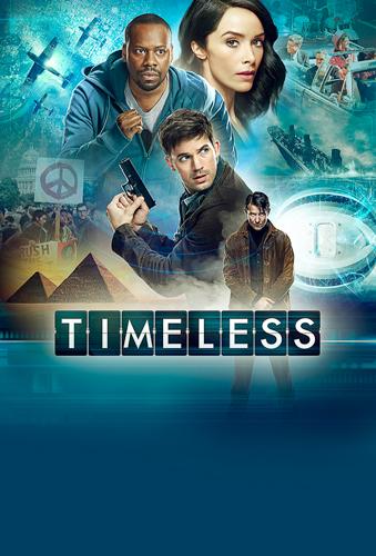 Timeless (2016-)