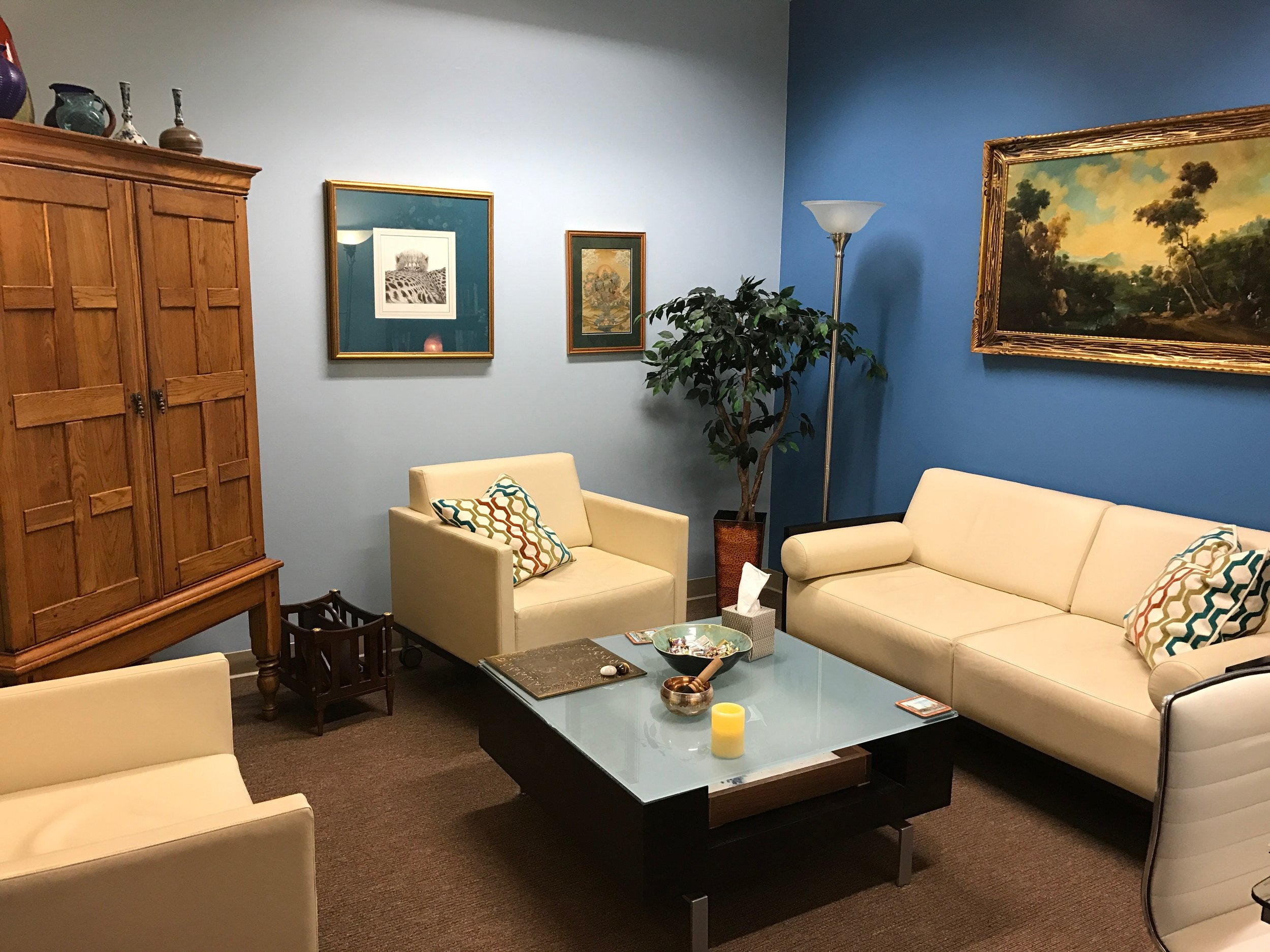 Dr. Ceres Artico's Office