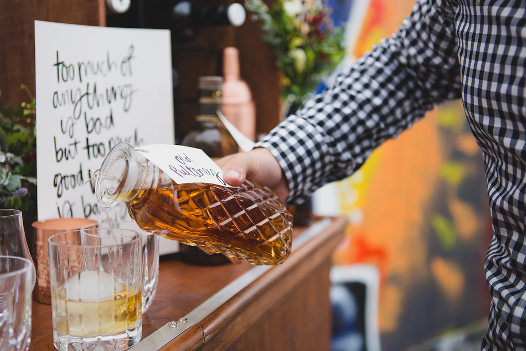 Gathering Events Whisky Bar Tasting hire Brisbane Bar Hire