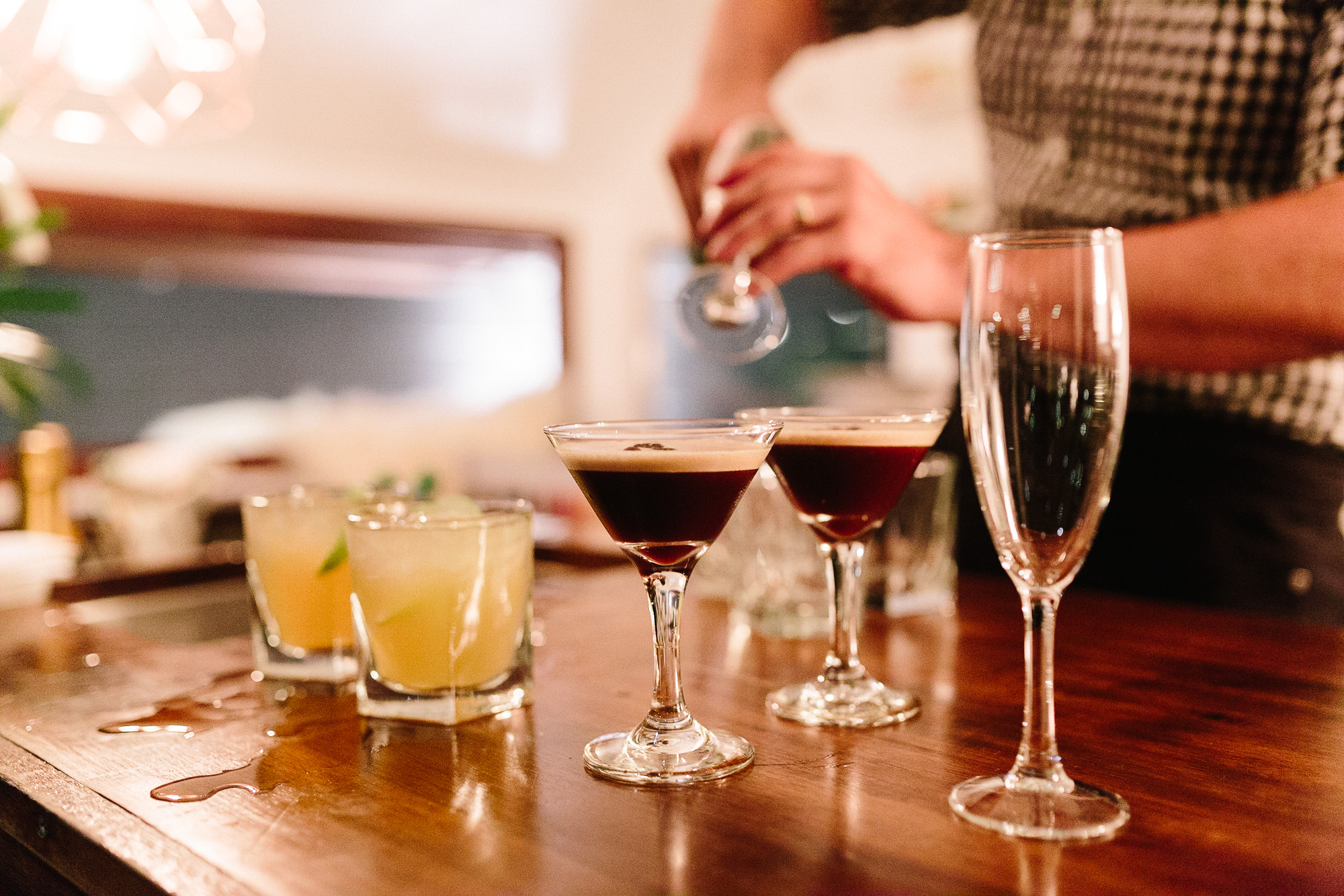 Fresh Espresso - Looking to make espresso martini'sWe offer freshly ground espresso coffee for your eventready to be shaken!Min 80 serves$2.00 +GST Per Serve