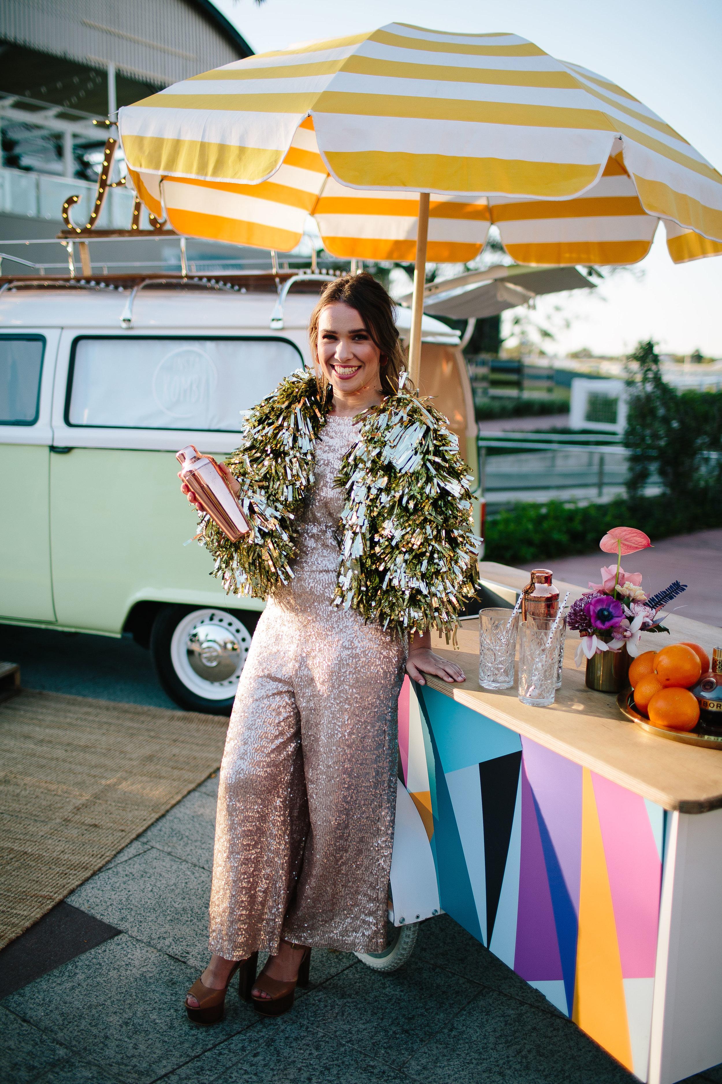 brisbane-fun-wedding-ideas-bar-cart-byo