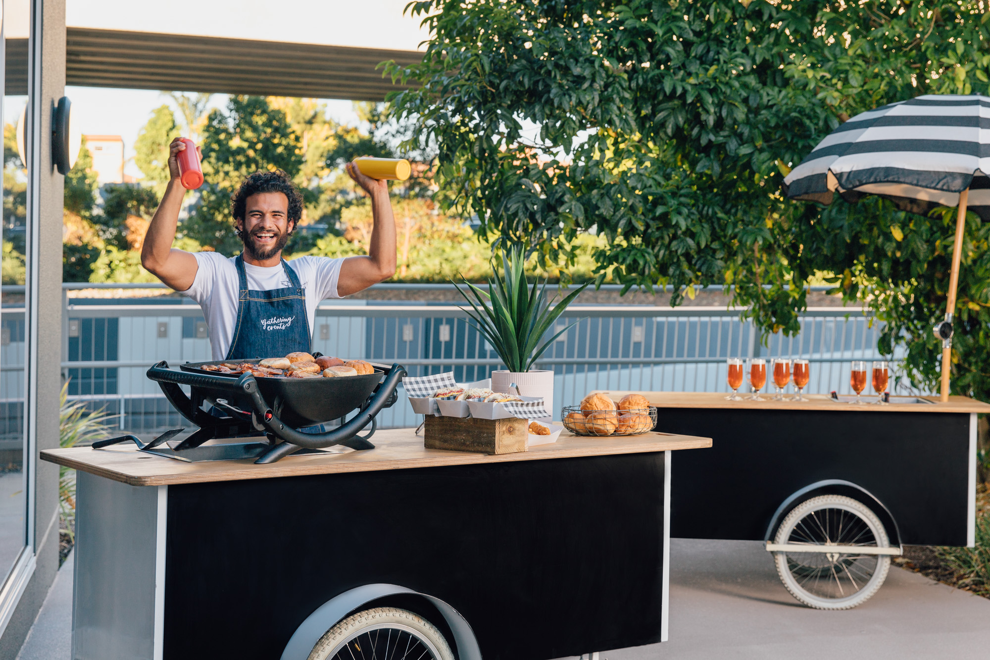 Gathering Events_Food-cart-brisbane-catering