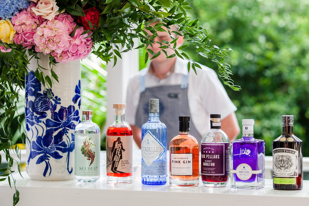Gathering Events_gin bar tasting brisbane