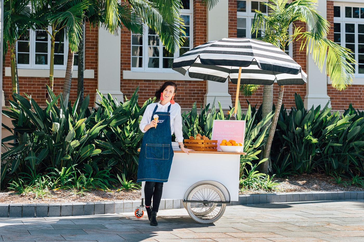 Sorbet - Gelato - Ice cream service