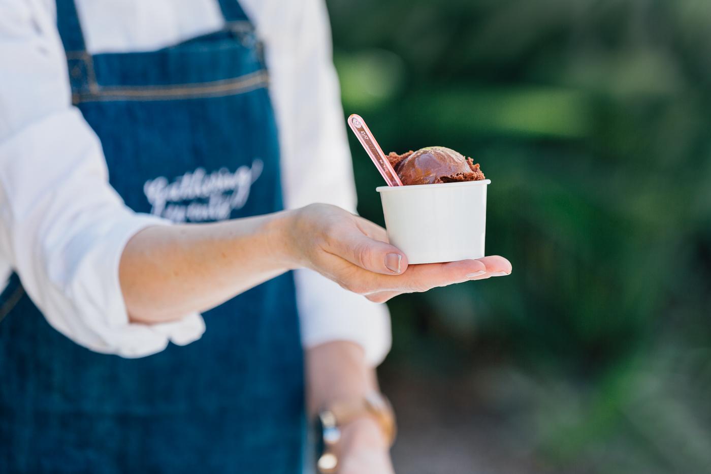 Italian Ice Cream - Product Launch - Cart