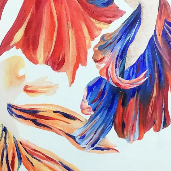 Anina Rubio, Artist