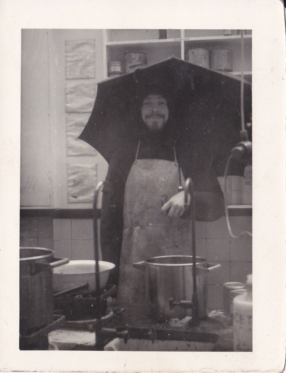 Tom Parsons, Camberwell School of Arts and Crafts - early 1960's