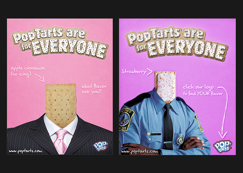 PopTarts Digital Ad Campaign