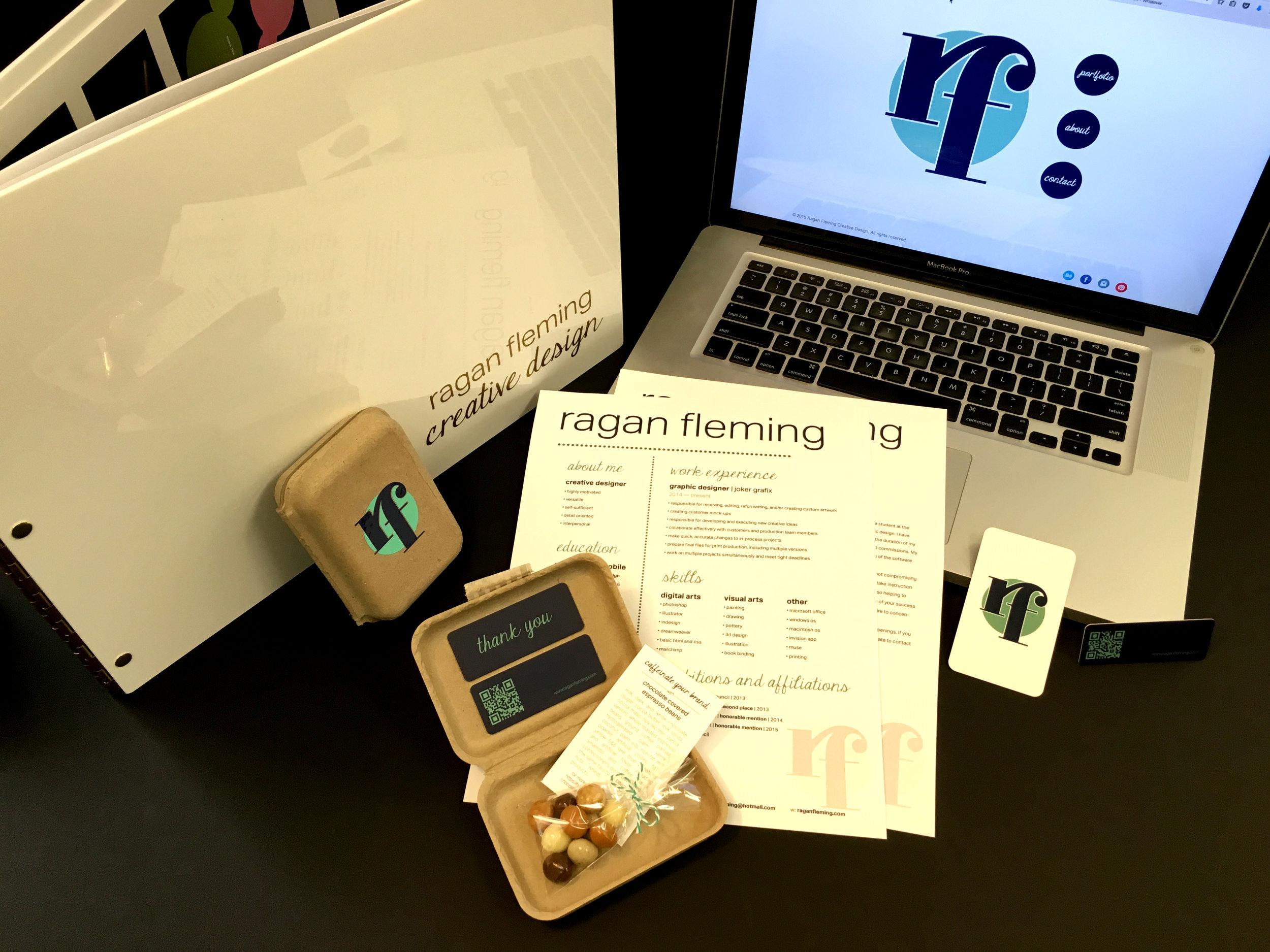 Ragan Fleming Portfolio Package