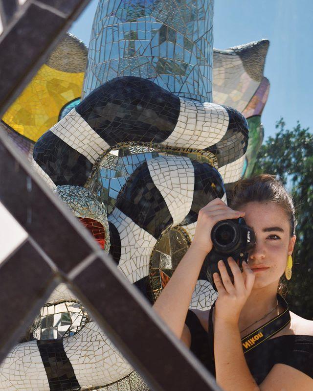Niki de Saint Phalle ❤️💜🧡