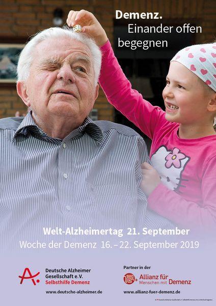 Save the Date! - Vorträge, Veranstaltungen, Projekte![Bayerische Demenzwoche]