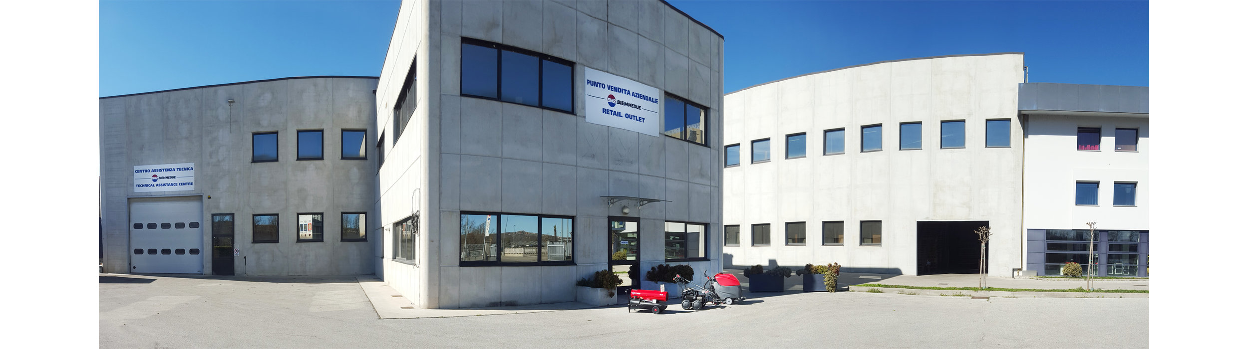 biemmedue leader riscaldamento professionale macchine per pulizia industriale deumidificatori professionali