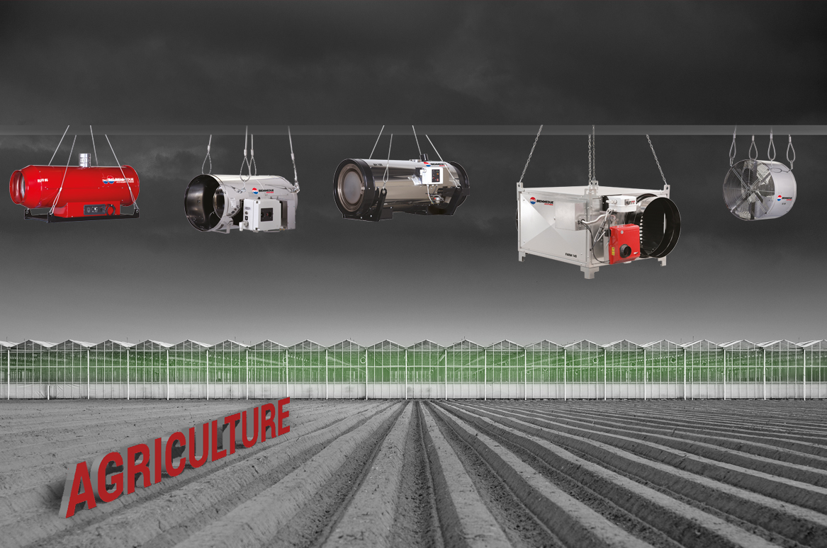 HEATING IN AGRICULTURE