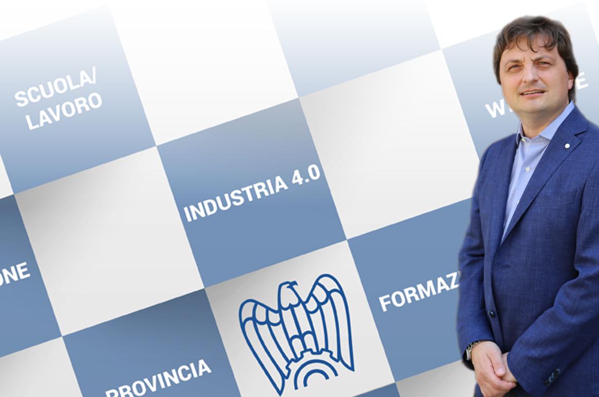 marco costamagna presidente bm2 e confindustria cuneo
