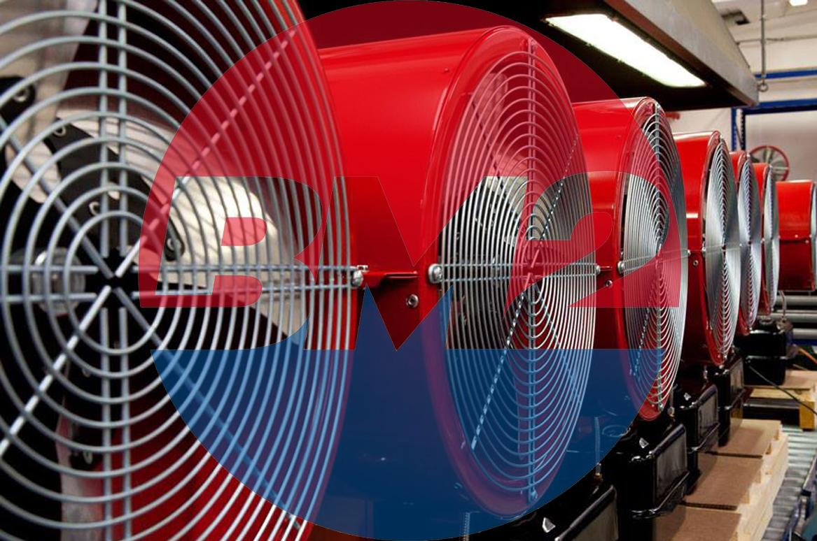 riscaldamento d'emergenza biemmedue arcotherm generatori d'aria calda