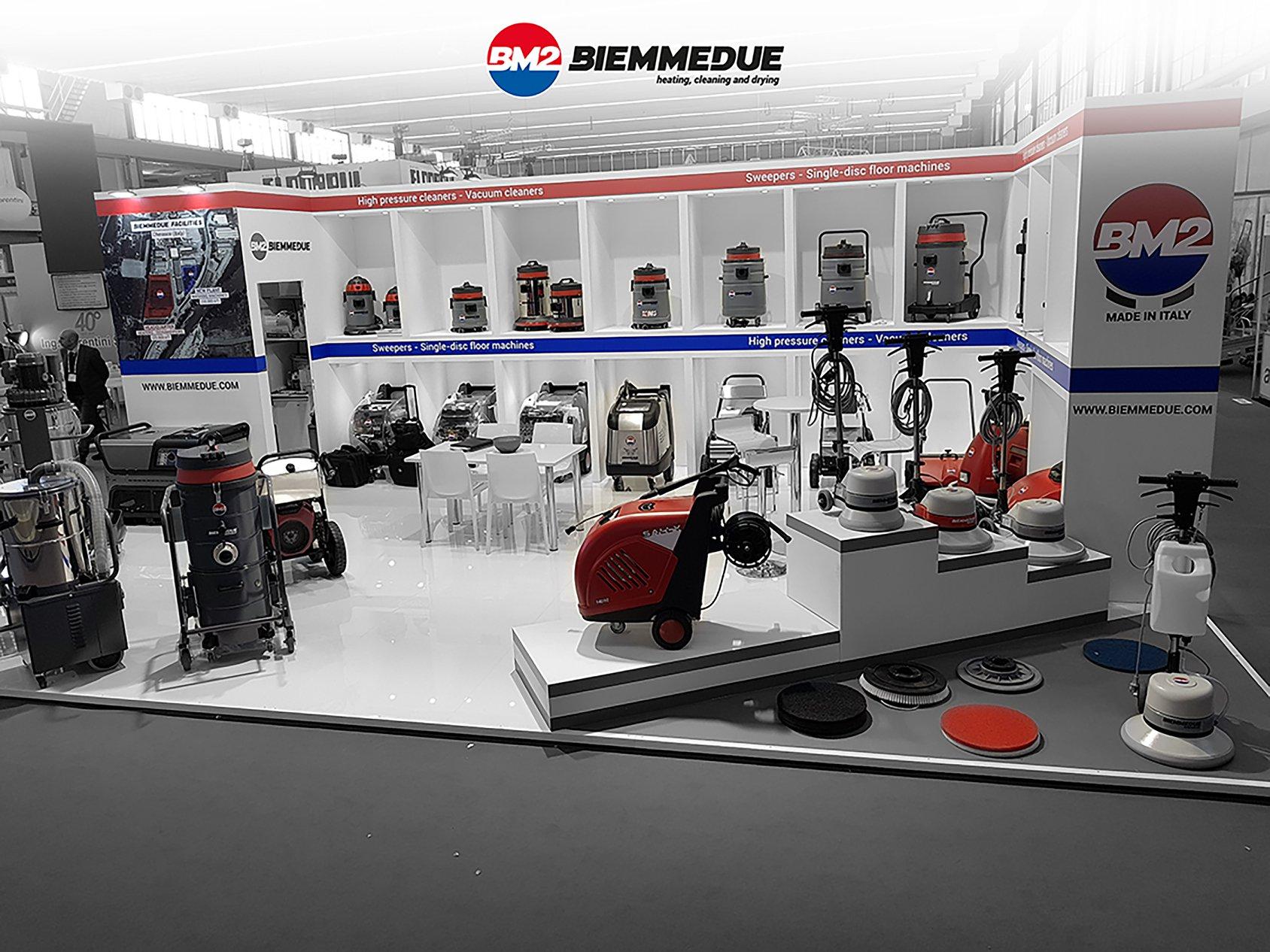 Un sentito ringraziamento a tutti coloro che hanno visitato lo stand Biemmedue in occasione della fiera ISSA INTERCLEAN 2018 ad Amsterdam. ------------------------------------------ Our sincere thanks for your visit at the Biemmedue stand in the ISSA INTERCLEAN 2018 exhibition in Amsterdam