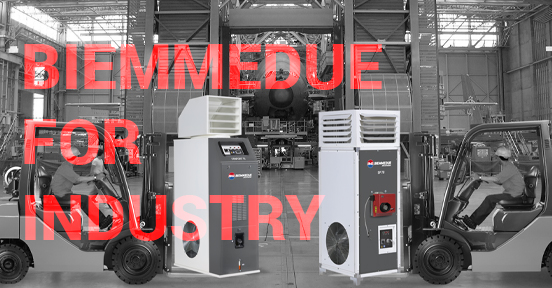 BIEMMEDUE INDUSTRIAL HEATING SYSTEMS